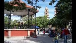 Domingo En El Jardin de San Luis de la Paz, 08-Febrero-2009