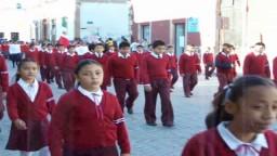 Desfile del 16 de Septiembre, San Luis de la Paz.