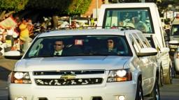 León Guanajuato Recibe al Papa Benedicto XVI
