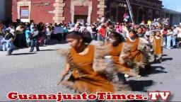 Quinto Encuentro de Danzas, Domingo, 30 Noviembre 2008