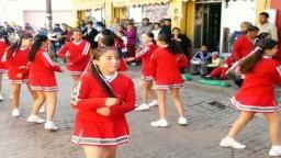Destacan Deporte y Tradición en el Desfile de la Revolución