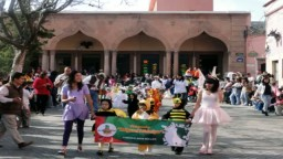 Desfile de Primavera 2011, San Luis de la Paz