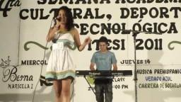 Estefania - Que Sera De Ti - ITESI 2011