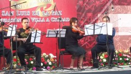Ensamble de Violines Ferrusco - Centro Cultural Ludovicense