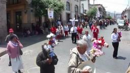 Festejan el Día de la Santa Cruz 2011, San Luis de la Paz
