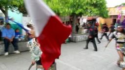 Ofrecen Flores a San Luisito en la Apertura de su Festividad