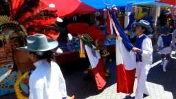Solemne Procesión a La Virgencita, Parroquia de Las Tres Ave Marias