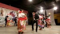 El Ballet Folklórico de Tamaulipas Muestra la Rica Tradición