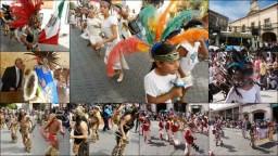 El Color Del Octavo Encuentro de Danzas Autóctonas