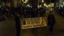 Luces, Cámara, y Acción en la Segunda Peregrinación Guadalupana 2011