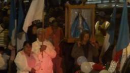 En la Quinta Peregrinación del 2011 Juan Pablo II es Guadalupano
