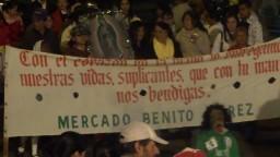 Pertenece a la Gente la Octava Peregrinación Guadalupana 2011