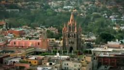 San Miguel de Allende, Guanajuato. El Corazón de México