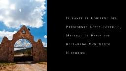 Mineral de Pozos, Pueblo Magico