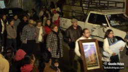 02-Dic-2012, Peregrinaciones Guadalupanas 2012