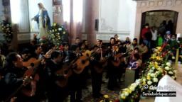 12-Dic-2012 Mañanitas a La Virgen de Guadalulpe