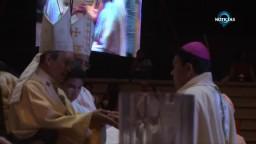 Ordenación de Monseñor Calzada como Obispo