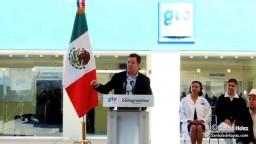 Inauguración del Hospital Materno de San Luis de la Paz