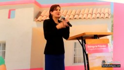 """Entregan Viviendas del Programa """"Casa DIFerente"""""""