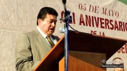 Conmemoran El 151º Aniversario De La Batalla de Puebla