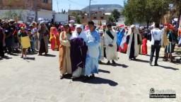 Viacrucis Viviente Parroquia San Luis Rey