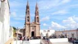 Repique por Primera Vez de las Campanas Refundidas del Santuario de Guadalupe