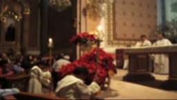 Misa de Noche Buena, Diciembre 2006