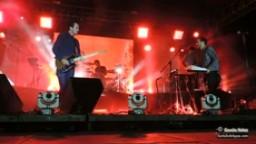 Magno concierto de Motel En La Primera Noche Del Teatro del Pueblo