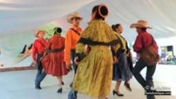 El Ballet Folklórico Luis Javier Conquista el Teatro Cultural