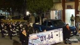09 DIc 2014, Peregrinaciones Guadalupanas