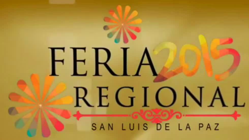 Programa Feria San Luis de la Paz 2015