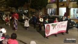 05Dic2015 - Peregrinaciones Guadalupanas, San Luis de la Paz, Gto