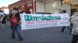 Caravana de las Candidatas a la Flor Mas Bella 2007