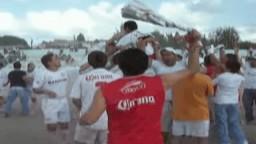 Aztecas Campeón Final Futbol Octubre 2007